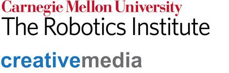 Creative Media @ Robotics Institute Logo